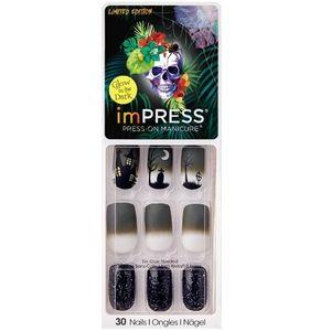 IMPRESS • Press On Halloween Nails • GlTD